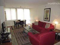 Apartment in Washington 2 bedrooms 2 bathrooms sleeps 5