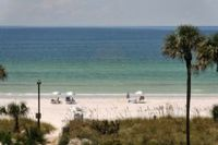Chinaberry 443 - 2 Bedroom Condo with Private Beach with lounge chairs umbrella provided 2 Pools Fitness Center and Tennis Courts