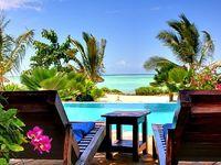 Ocean Front Villa in the North West coast of Zanzibar island