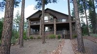 Beautiful Cabin at Torreon with Golf Course and Lake Views