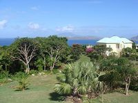 Villa in Upper Jessups Nevis St Kitts and Nevis Caribbean - Peaceful Hillside Location 5 Minutes Drive to the Beach