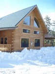 Huge Luxurious Affordable New Log Cabin Sleeps up to 25 People
