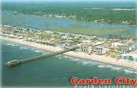 Luxury Beachfront at Garden City Beach Pier SC 2 floor 2000 ft2