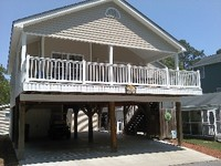 Raised House with Golf Cart Great Rates for 2016