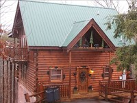 Bear Ridge 2-Luxury- CLOSE TO Pigeon Forge Attract Wi-Fi -Beautiful View