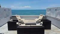 Beautiful oceanfront 3 bed townhouse