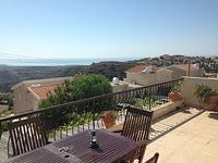 Apartment in Pissouri Limassol Cyprus - A Relaxing Retreat Within A Traditional Community