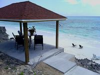 Secluded Beachfront 7 Bed Rms Game Rm Home Theater 2 Beachfront Gazebo s