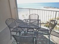 Beautiful 2 bedroom 2 bath condo on beach with Gulf view
