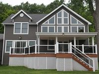 New Construction 4bdr 2 1 2 bath flat beach covered porch plus so much more