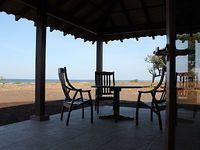 Playa Tesoro 35 Purple Beachfront Casita