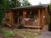 Cabin 1 Bedrooms 2 Baths Sleeps 4