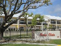 2 bedroom 2-1 2 bath townhome condo with Beach View