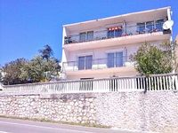 Accommodation facility Apartments Damir is located in destination Tisno Tisno island of Murter is a destination in the region North Dalmatia Croatia Distance from the center of town is 100 m At a distance of 100 m from the property there is a bus station Accommodation object has a total of 3 accommodation units If you are travelling as a group Apartments Damir can accommodate up to 9 pe