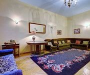 Two-bedroom apartment near the Moscow railway station