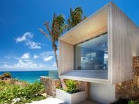 St Barts New Luxury Villa Roc E Mar Fantastic Ocean View Large Pool Exclusive