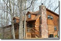 Family Fun awaits in this 2 bedroom cabin with a View Hot Tub and Wi-Fi