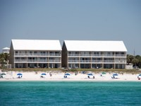 Crystal Villas Unit A5 - Crystal Beach Gulf Front Indoor Pool Low Rates
