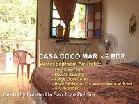 Casa Coco Mar - Nice 2 Bdr Townhouse - Short Walk To The Beach - Central SJDS