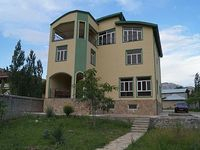 Holiday Villa on wild river Warzob
