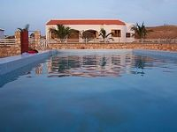 Villas in Vila do Maio Maio Island Cape Verde - Peaceful Location Only Minutes Walk to the Beach