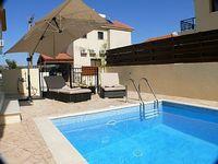 Villa in Altheriko Larnaca Cyprus - Peaceful Location Large Roof Terrace