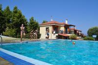 Villa avec vue sur la mer Paliouri Chalkidiki