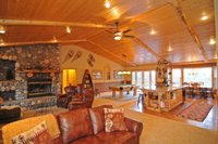 Spa and Pool Table at Bairn s Lodge in High Timber Ranch