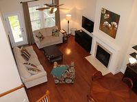 Luxury Townhouse 4BR 2 5BA Sleeps 10 Steps Away From TPC Clubhouse Pool