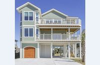 5 Bedroom Pirates Beach New Construction Gulf Bay Views Golf Cart Included