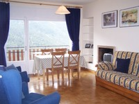SOLDEU CENTRE 2 ROOMS WITH VIEWS OF SKIING