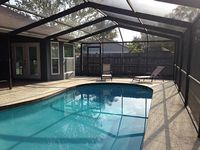 2 bedroom 2 bath Pool home Sleeps 6 Dogs ok Fenced Golf Community Serene