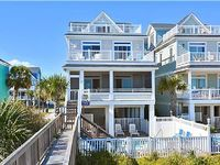 Washed Ashore- Oceanfront w Private Pool 20 OFF Fall and Winter Weeks