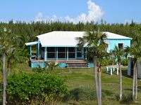 Bahama Time a comfortable beach house with a white sand beach and charming cay