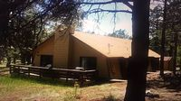 Charming 3 bedroom 2 bath Cabin in the Woods Near to Everything