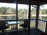 True Blue 3rd floor unit located in Pawleys with Great view 2BR 2BA