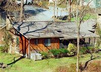 Gatlinburg riverside cabin
