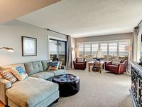 Beautiful Ocean Views from this Amelia Surf and Racquet Double Balcony 2nd Floor Condo