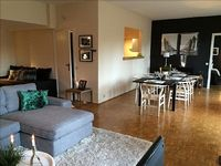 Spacious flat close to the center of Uccle with Parking Washing machine Terrace