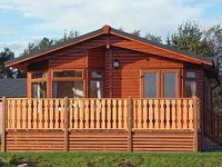 Detached log cabin on South Lakeland Leisure Village All ground floor Use of site facilities Excellent touring base Carnforth 2 miles
