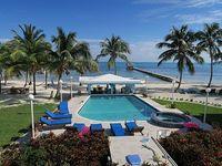 Beachfront Condo with Pool