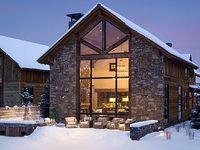 Fish Creek Lodge 08 3 BR 3 5 BA Lodge in Teton Village Sleeps 10