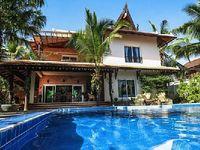 Villa in Krong Siem Reap 3 bedrooms 3 bathrooms sleeps 8