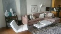 Contemporary Spacious 2 bd 2bath w Terrace in Gaslamp East Village