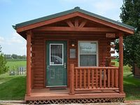 Cabin 1 Bedroom 1 0 Bathroom Sleeps 4