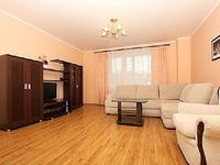 Apartment in Chelyabinsk 1 bedroom 1 bathroom sleeps 5