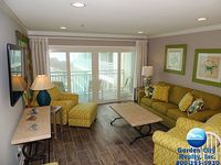 Waterforde 403 - Two-bedroom two-bath oceanfront condo with pool