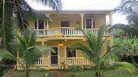 6 Bedroom 2 Bath Yellow Beach Front Home