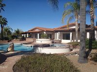 Home On 3 3 Acres With Pool And Spa And Unobstructed Mountain Views