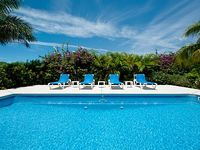 2 Bedrooms 2 5 Baths Sleeps 4-5 Large Outside Patio Near Swimming Pool